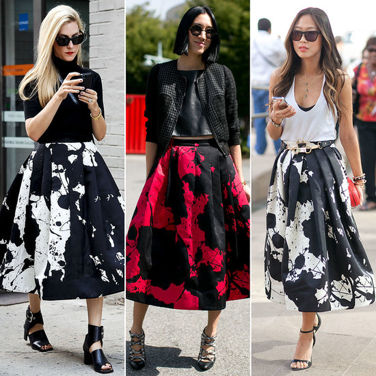 Street Style Inspiration From Fashion Weeks