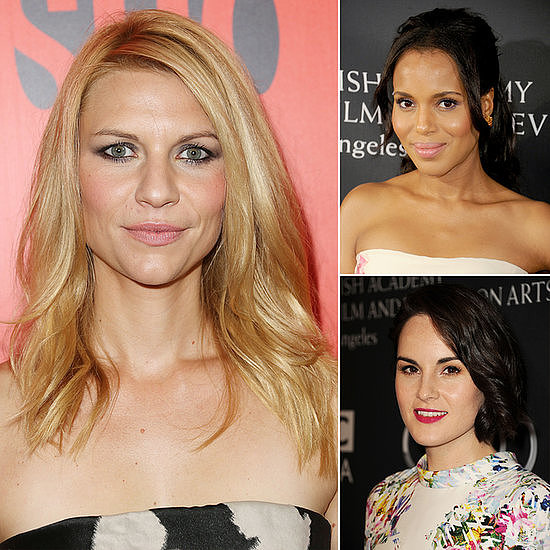 Stars Kick Off Emmy Celebrations With Beauty Looks Galore