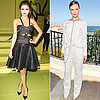 Celebrities Wearing Spring 2014 Clothes