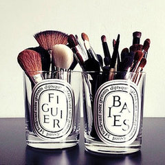 Inspiring Makeup Storage Ideas on Pinterest