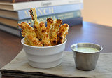 Baked Zucchini Fries With Ranch