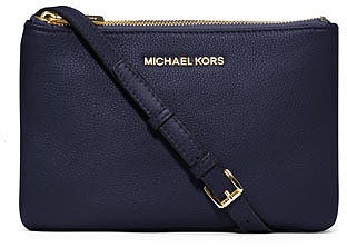 MICHAEL Michael Kors  Bedford Gusset Crossbody Bag