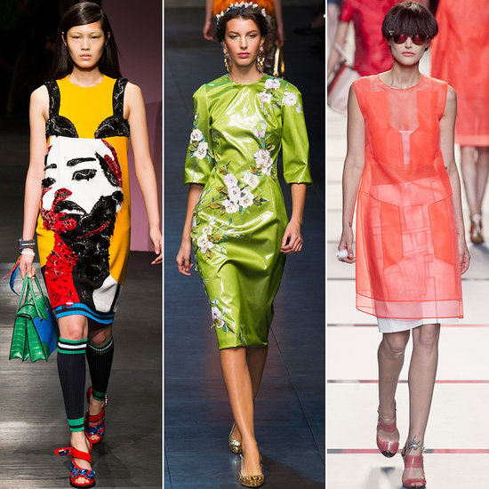 7 Spring Trends From Milan Fashion Week