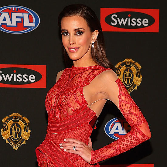The Best Beauty Looks From the 2013 Brownlow Medal