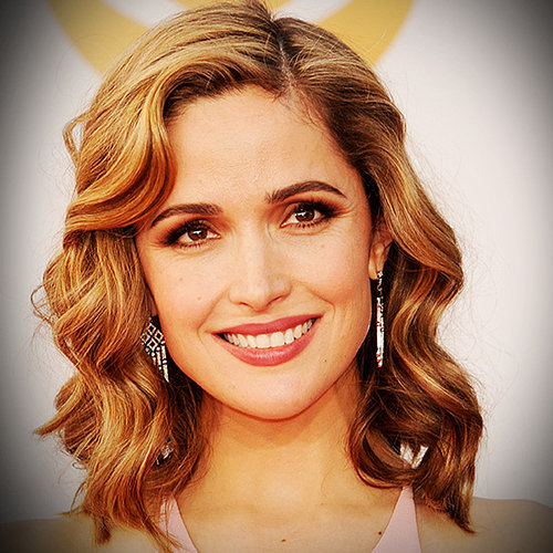 Rose Byrne Hair at 2013 Emmy Awards