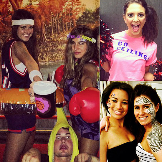 """Punny"" Halloween Costumes That Won't Break the Bank"