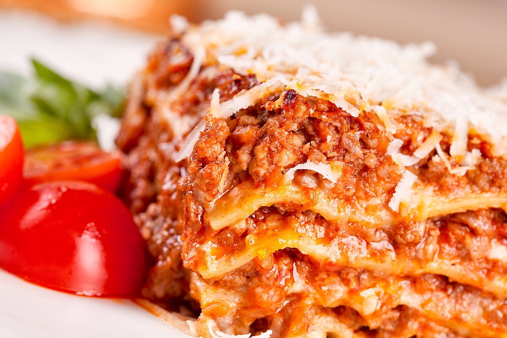 Hush Hush Lasagna