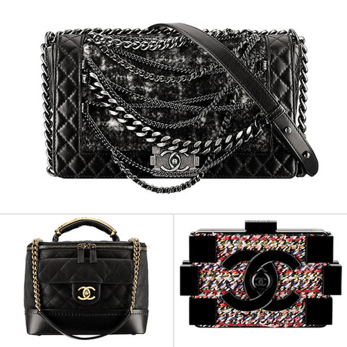 Chanel Fall 2013 Bags | Pictures