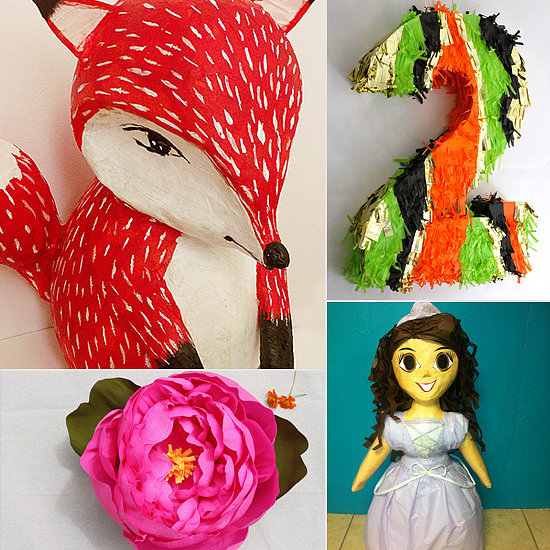 12 Piñatas That Are Almost Too Pretty to Whack