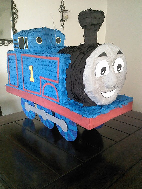 Thomas the Train by Smashing Fun Creations ($60)