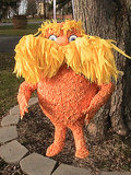 Lorax by Miss Suzi Q Creations ($40)