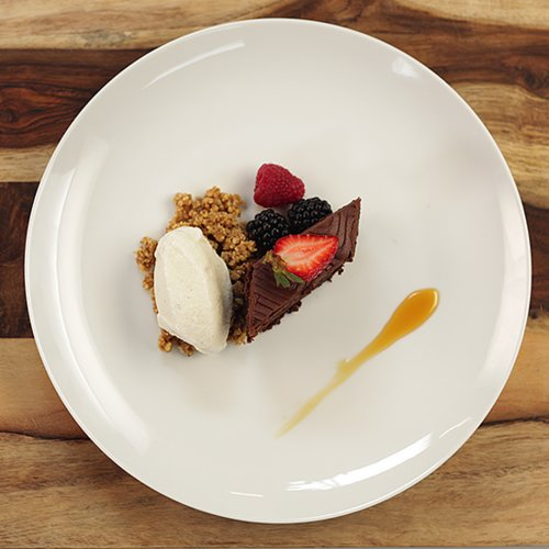 How to Plate Dessert Like a Chef