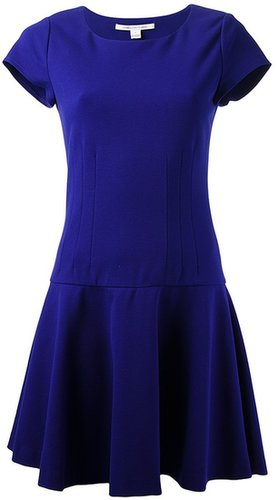 Diane Von Furstenberg 'Marley' flared dress