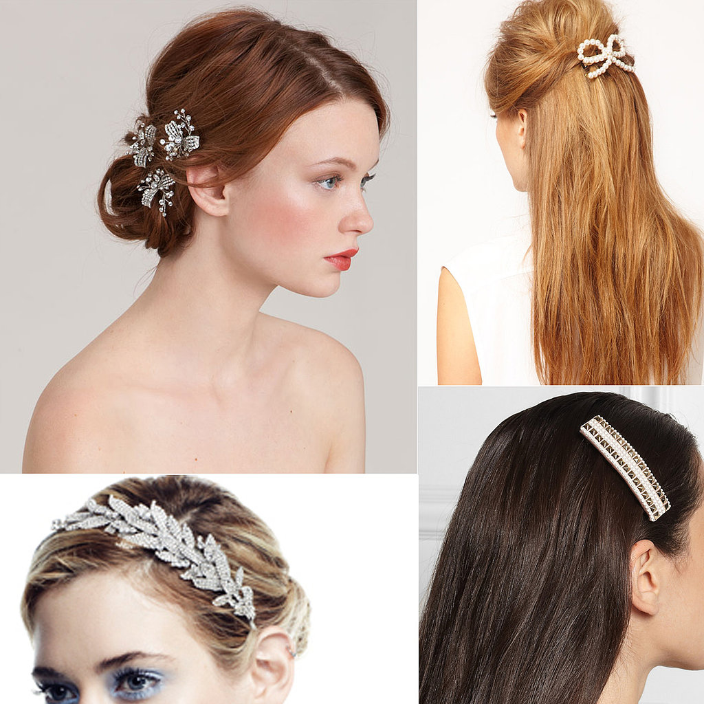 Bridal Wedding Hair Accessories | POPSUGAR Fashion Australia