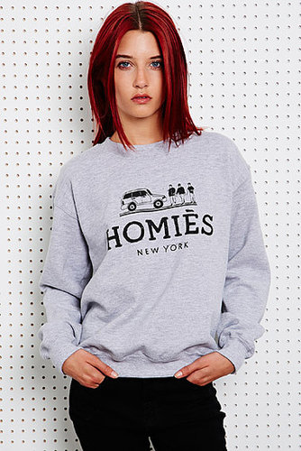 Reason Homies Sweatshirt in Grau