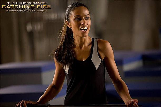 Meta Golding plays Enobaria.