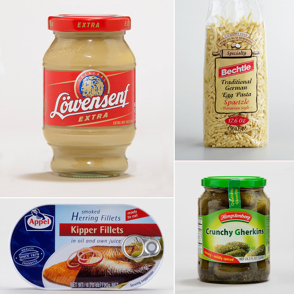 Build Your Own German Pantry