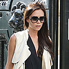 Victoria Beckham in Paris For Fashion Week
