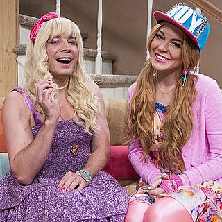 Lindsay Lohan Ew Skit With Jimmy Fallon