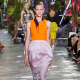 Christian Dior Spring 2014: Welcome to Paradise