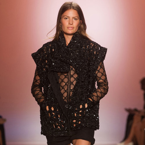Isabel Marant Spring 2014 Runway Show | Paris Fashion Week