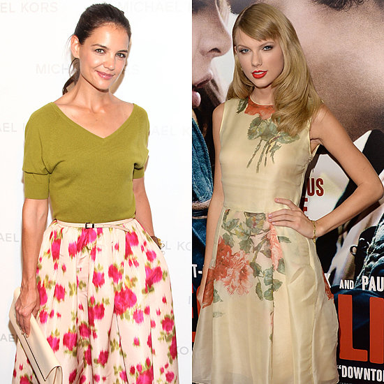Katie Holmes and Taylor Swift joined The Giver, alongside Meryl Streep, Jeff Bridges, and Alexander Skarsgard. Holmes will play the mother of a boy (Brenton Thwaites) who is selected to be the Receiver of Memories in the adaptation of the popular YA novel. Swift will play Rosemarie, a teen previously mentored by The Giver.