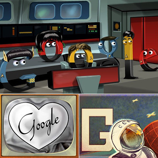 Happy Birthday, Google! 15 of the Best Google Doodles