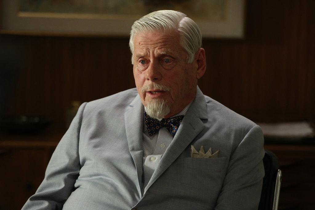 Bert Cooper From Mad Men