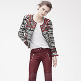 We couldn't contain ourselves when the Isabel Marant for H&M collection images were released! Photo courtesy of H&M