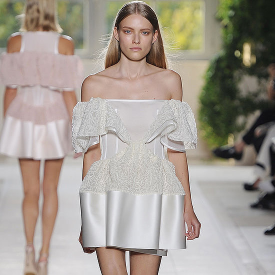 Alexander Wang's second collection for Balenciaga may just be better than his first.