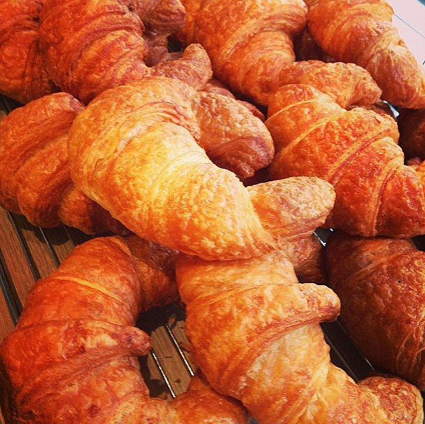 Carbs don't count when you're in another country, right? In that case, we'll continue our croissant-a-day regimen. We think these, from Poilane, are the best in Paris. Source: Instagram user popsugarfashion