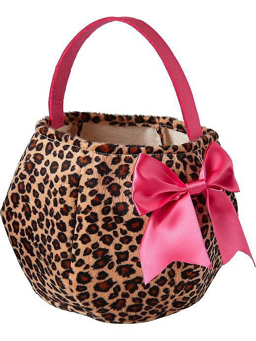 Old Navy Cheetah Bag