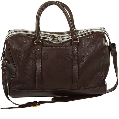 Daines & Hathaway - Overnight Bag Krypton Brown