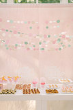 DIY Confetti Backdrop