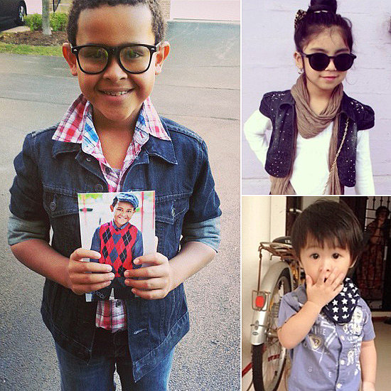 13 of Instagram's Most Adorable Style Stars
