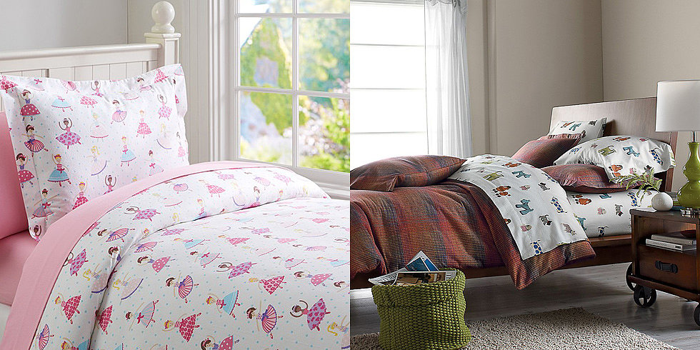 Make Bedtime Better With the Coziest Flannel Sheets For Kids