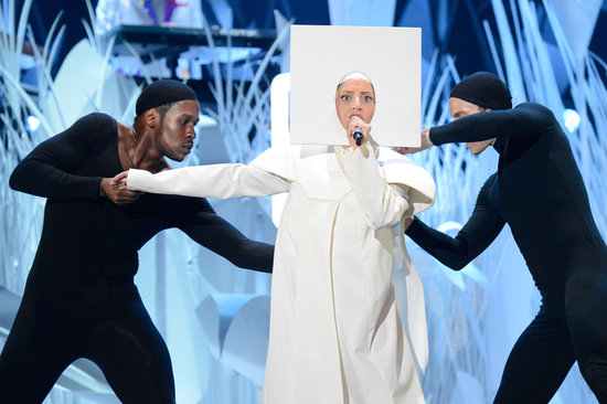 Lady Gaga at the VMAs