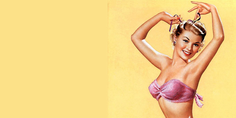 The Breast Is History: The Evolution of Cleavage