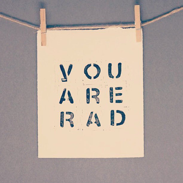Yeah, you are! Source: Instagram user flowathletic