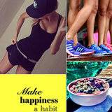 25 Instagram Pictures of Food, Quotes, Fitness Inspiration