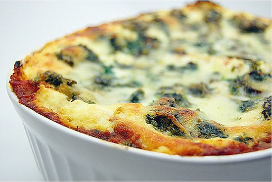 Kid-Friendly Recipes: Spinach Mushroom Lasagna