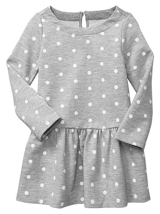 Gap Dot Terry Dress