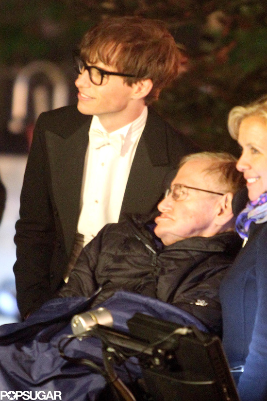 eddie redmayne as young stephen hawking pictures