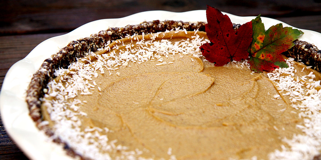 A Pumpkin Pie so Good, No One Will Know It's Vegan