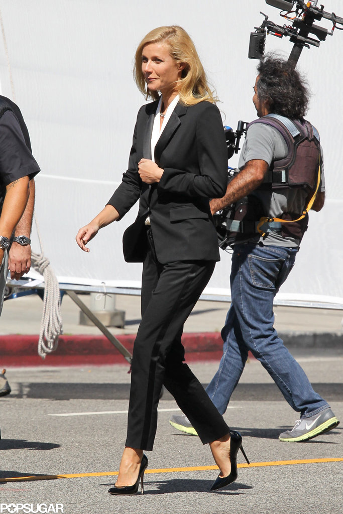 Gwyneth Paltrow Shuts Down LA With Her Sexy Smolder