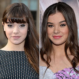 Hailee Steinfeld New Hairstyle With Fringe