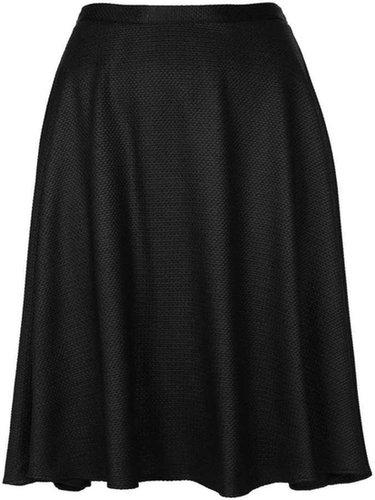 Waffle Full Calf Skirt