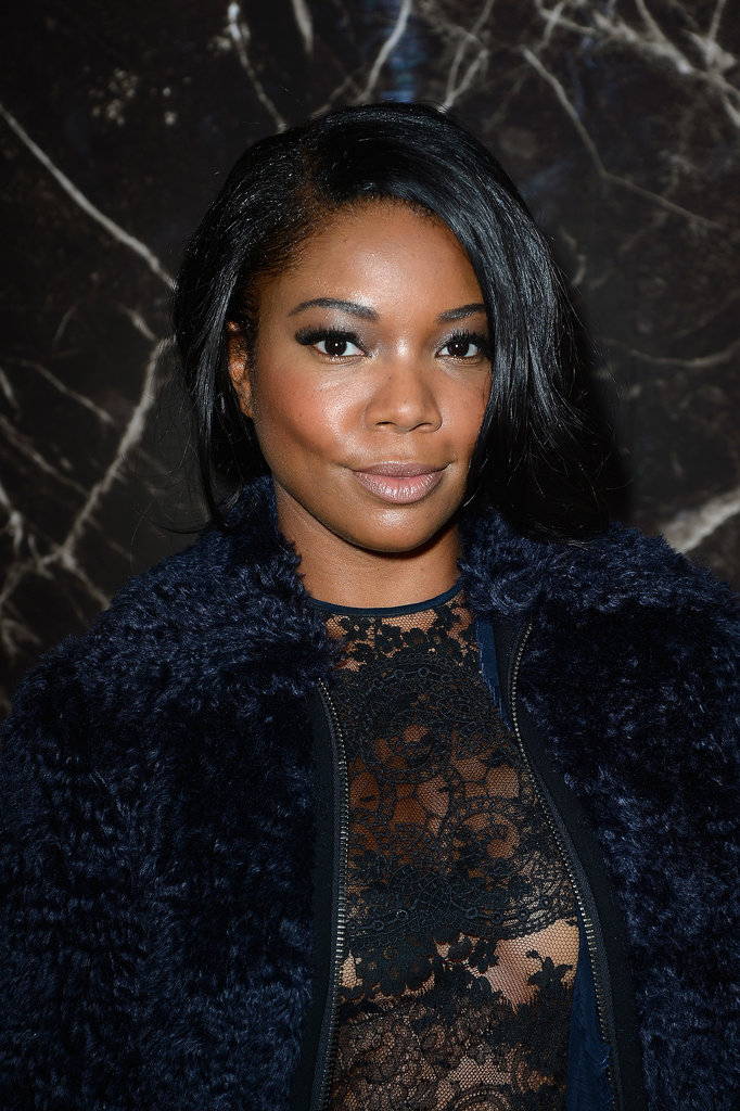 Gabrielle Union at Miu Miu Spring 2014