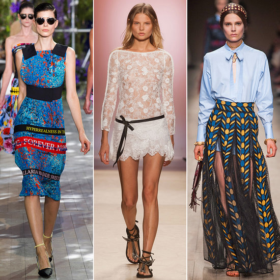 The Paris Fashion Week Trend Edit