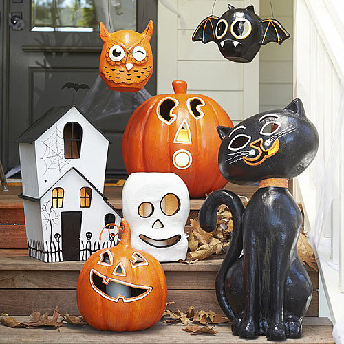 More Smiles Than Scares: 12 Cute Halloween Decorations For Kids
